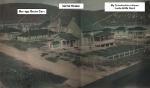 Bâtiments au Barrage Gouin