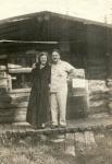 Louise Comtois et le Dr Rivard