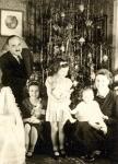 Noël 1935 à La Tuque
